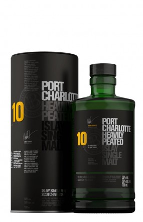 Port Charlotte Scottish Barley 10 ετών