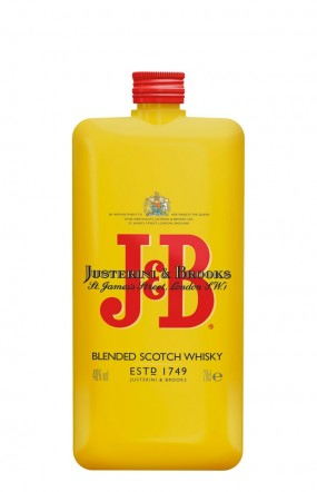 J&B Rare Pocket Size (200ml)