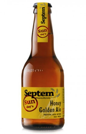 Septem - Sunday\'s Honey Golden Ale 0.33lt