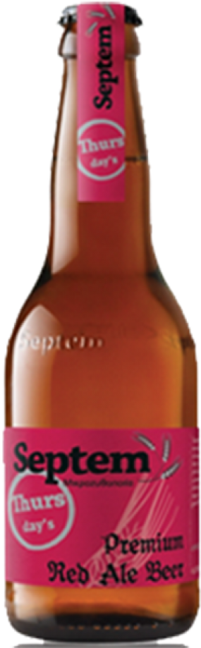 Septem Thursday's Red Ale 330ml