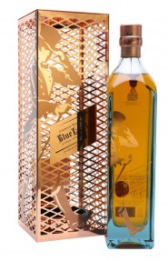 Johnnie Walker Blue Label Capsule Series by Tom Dixon Limited Edition
