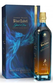 Johnnie Walker Blue Label Ghost & Rare - Glenury Royal