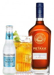 ΜΕΤΑΧΑ 12 Stars + 4 φιάλες Fever Tree Mediterrenean Tonic