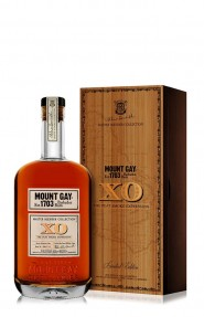 Mount Gay XO The Peat Smoke Expression