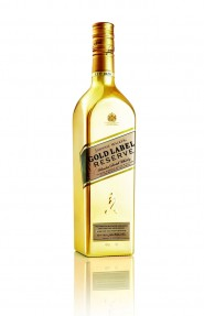 Johnnie Walker Gold Reserve - Golden Bottle