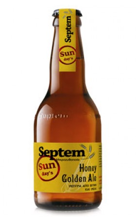 Septem - Sunday's Honey Golden Ale 0.33lt