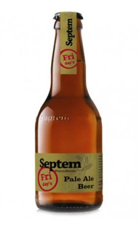 Septem - Friday's Pale Ale 0.33lt