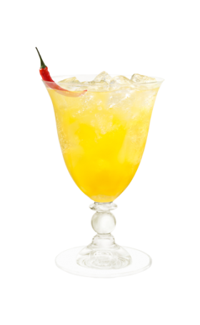Cointreau Fizz Passion & Pepper