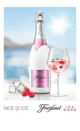 Freixenet Ice Rose Cuvee