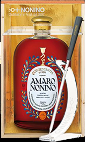Amaro Nonino Quintessentia & Pipette 6.3lt