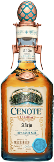Tequila Cenote Anejo