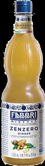 Mixybar Σιρόπι Ginger