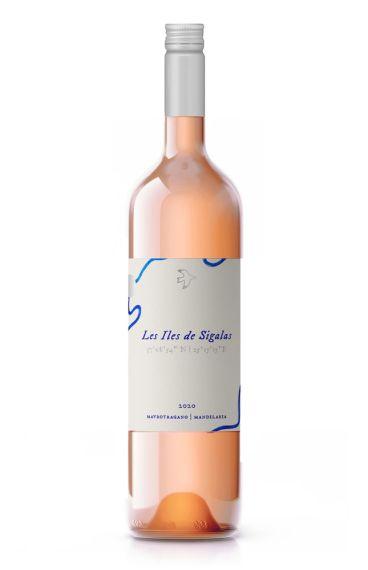 Les Iles de Sigalas Ροζέ