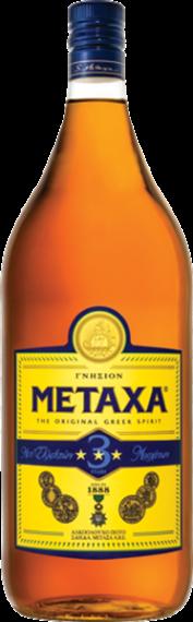 METAXA 3 Stars 2lt