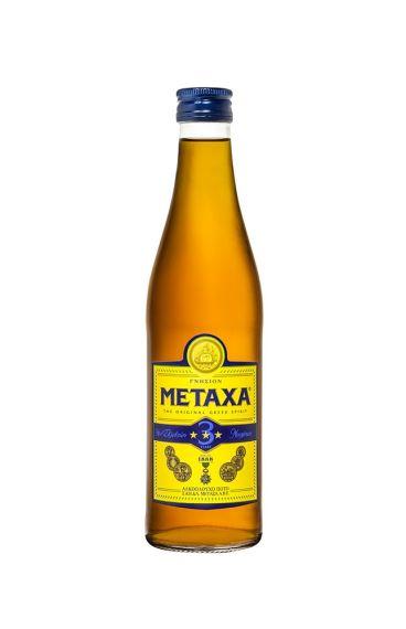 METAXA 3 Stars 0.35lt