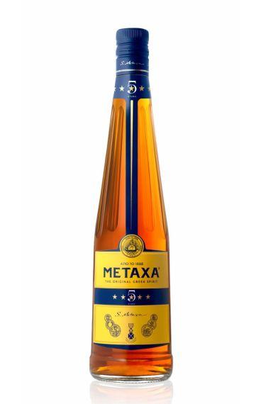 METAXA 5 Stars 1lt