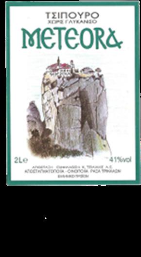 Τσίπουρο Μετέωρα 2lt (χωρίς γλυκάνισο)