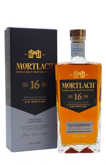 Mortlach 16 Distiller's Dram