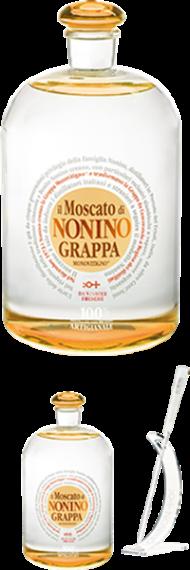 Nonino Il Moscato Limited Edition & Pipette 6.3lt