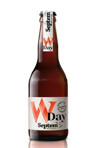 Septem - W-DAY Wheat IPA 0.33lt