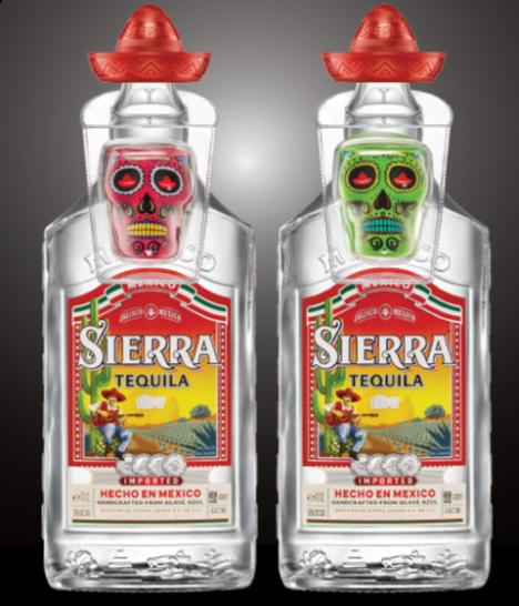 Sierra Silver on Pack Dia De Los Muertos