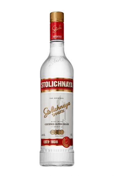 Stolichnaya Premium Vodka 1lt